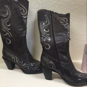 Shoes - Cowgirl boots elegant